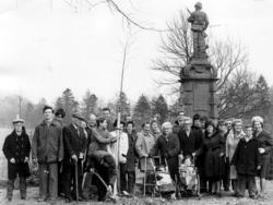 Community Tree Planting c.1970