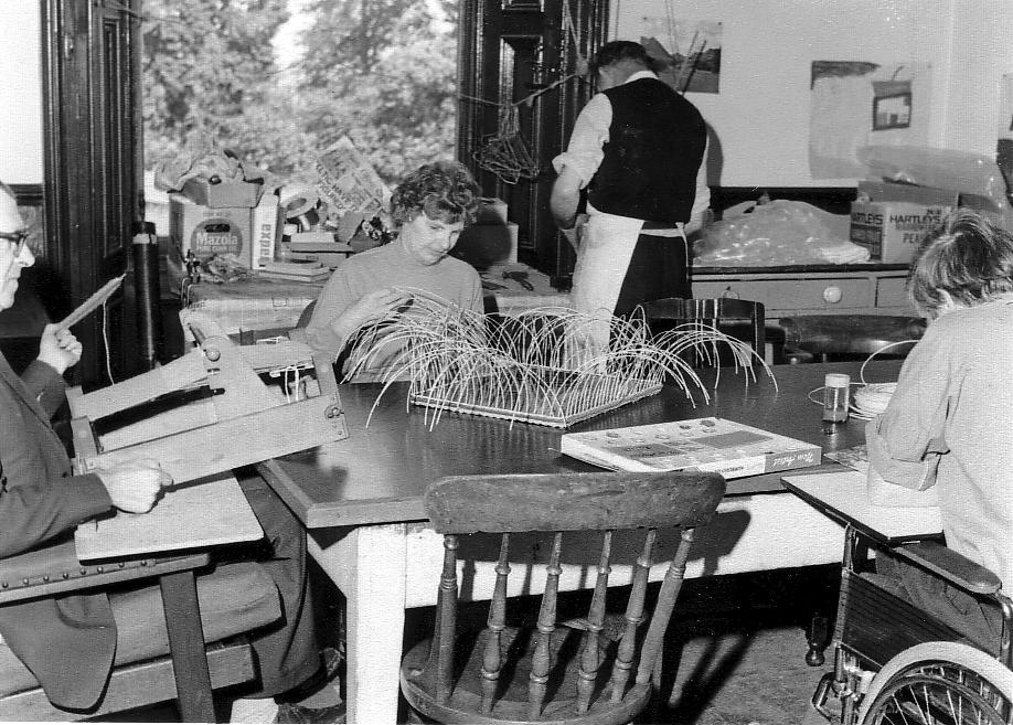 Community Craft Workshop c.1970