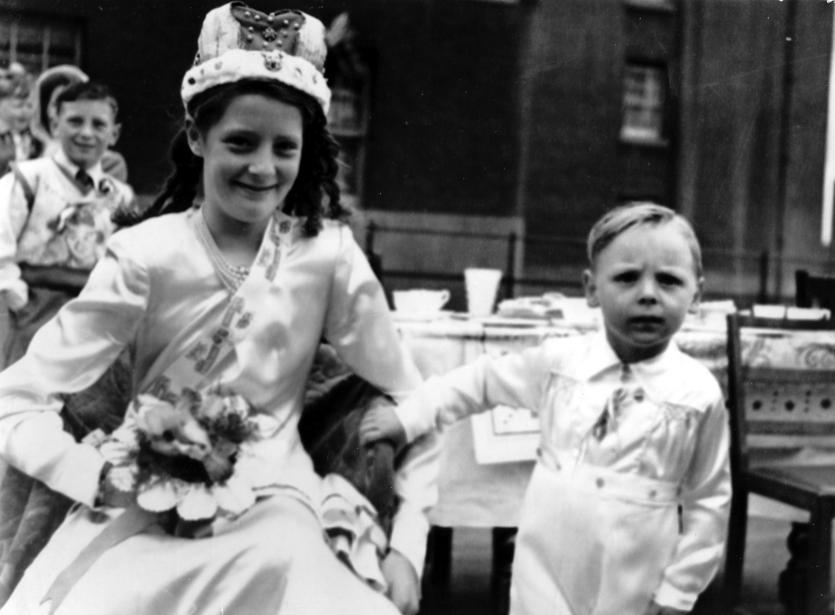 Gala Queen Unknown District 1950s