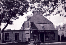John R Linton Grocery Store At 1 Glenogle Road c.1960