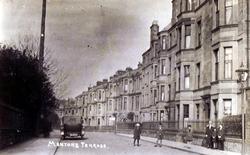 Mentone Terrace 1920s