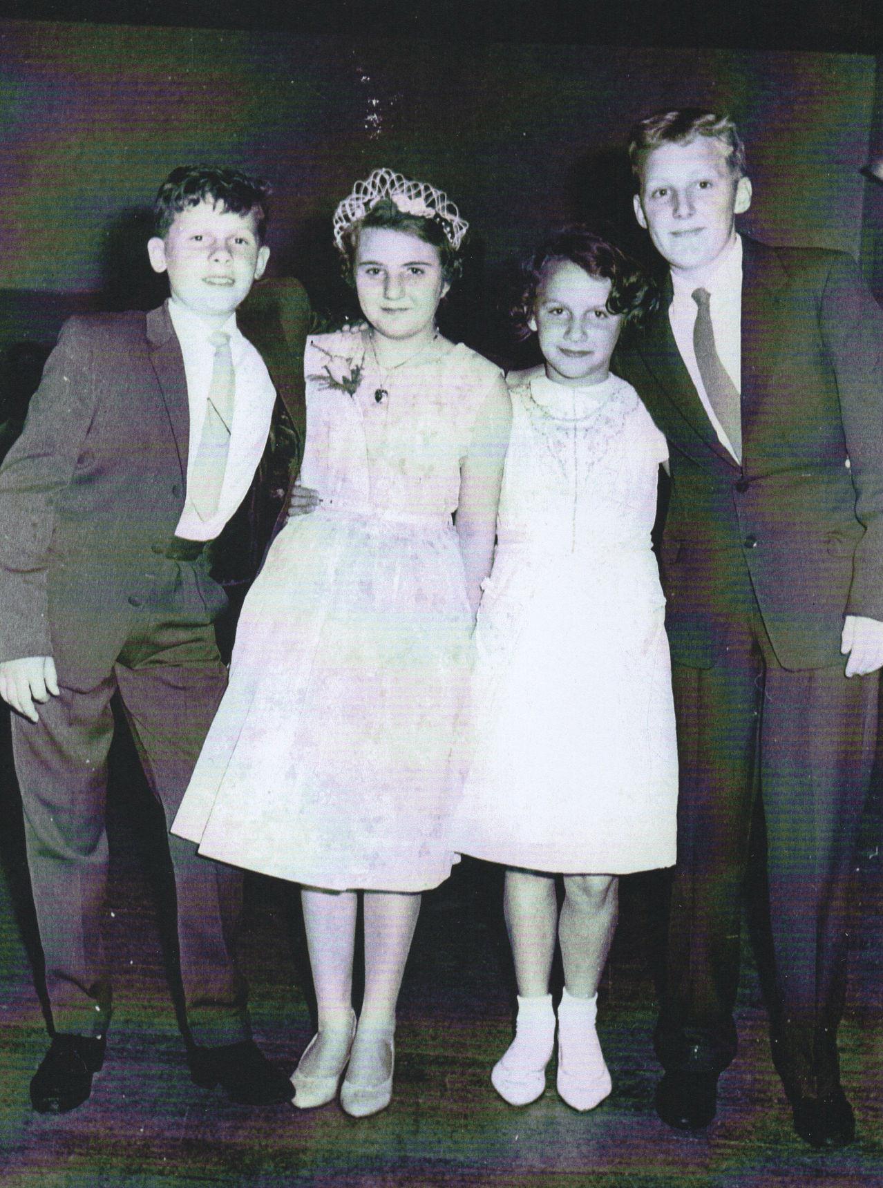 Margaret Lee - Family Wedding Reception at Westfield Halls Edinburgh.