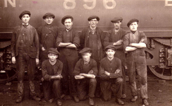 Rail Transport Workers 1920s