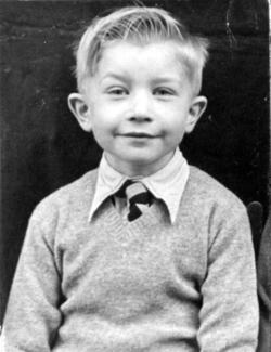 Portrait Schoolboy c.1960