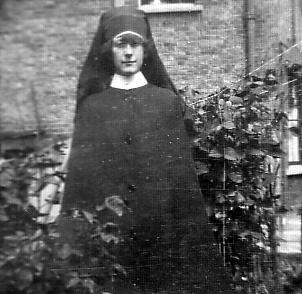 Protestant Nun 1920s