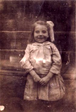 Portrait Young Girl c.1916