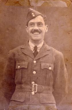 Royal Air Force Serviceman c.1943