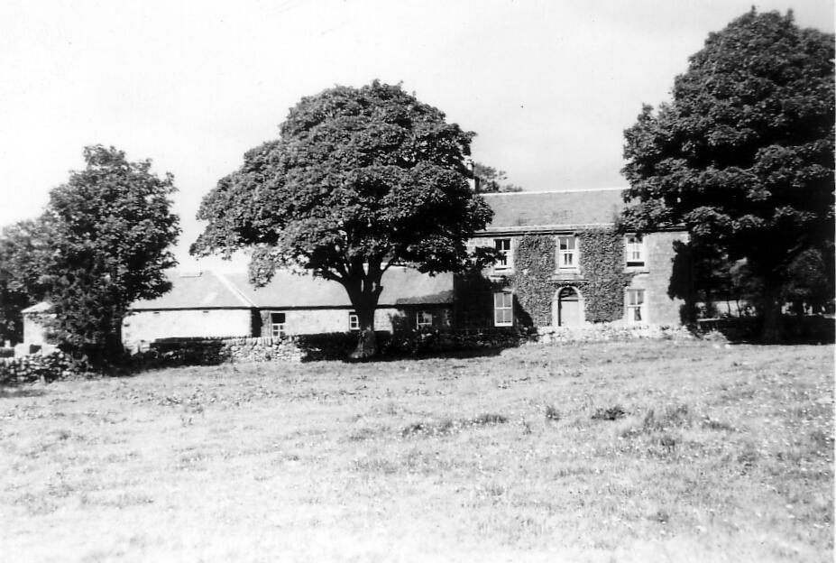 Unidentified Farmhouse, late 1940s