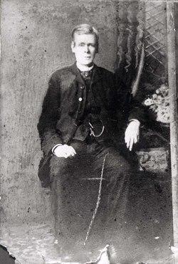 Studio Portrait Seated Gentleman 1900s