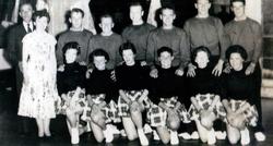 Jive Dancing Class c.1957