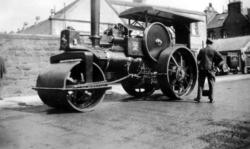 Steamroller 1930s