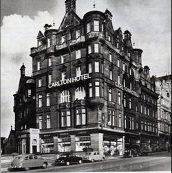 Carlton Hotel on The Bridgies