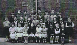 Margaret Lee - Dean School Primary ages 5/6 - Summer 1955/56