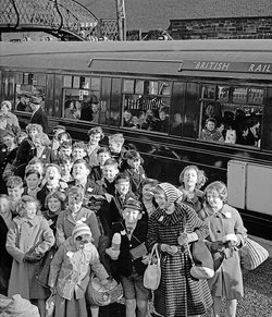 Murrayburn Primary  School -  St Andrews Day Trip 21st March1961
