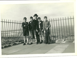 Murrayburn School St Andrews Day Trip 1961