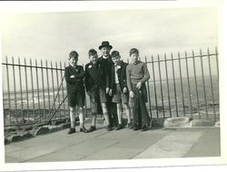 Murrayburn Primary  School -  St Andrews Day Trip 1961