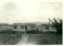 ARCON Prefabs on Calder Terrace Sighthill 1955