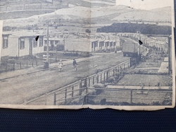 AILOH Prefabs on Calder Drive Sighthill 1949
