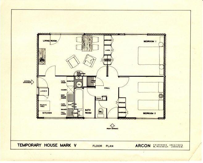 ARCON Prefab Interior