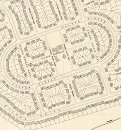 Middle of the Calders Estate (Map A)