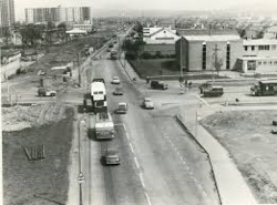 St Nicholas Church in the early 1970s