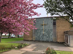 St Nicholas Church Wester Hailes Road Sighthill 2019