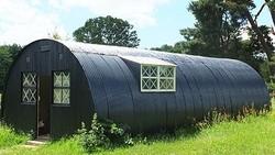 POW Camp Nissen hut