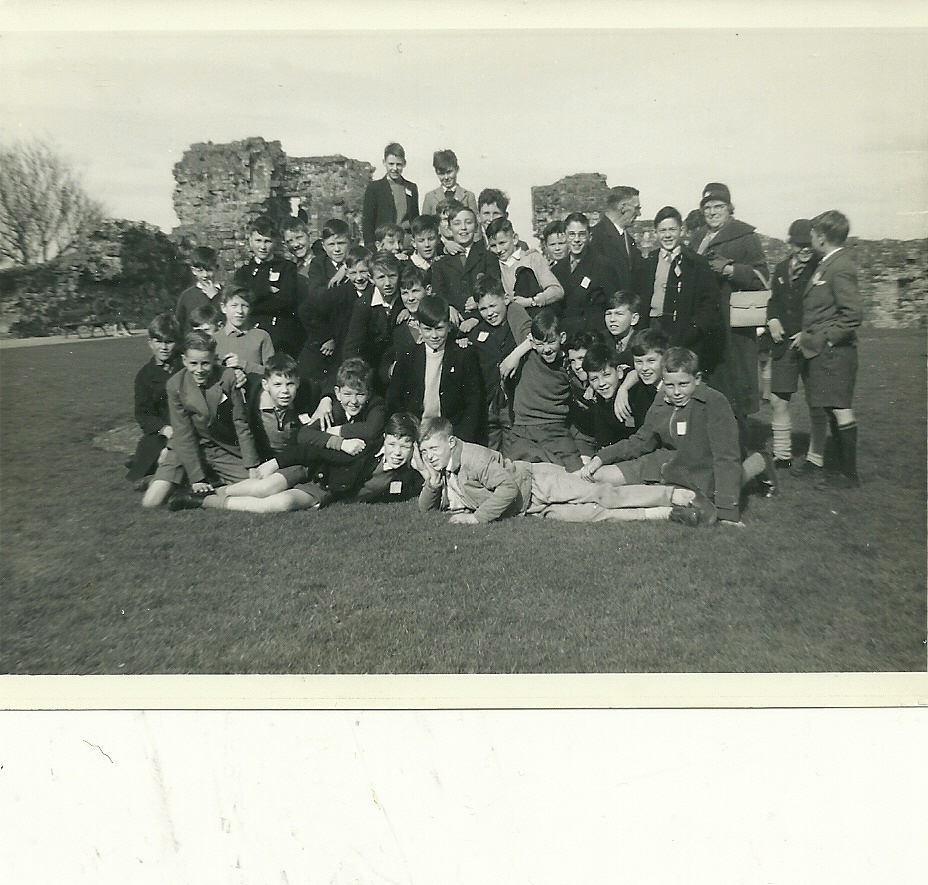 Murrayburn School St Andrews Day Trip 1961