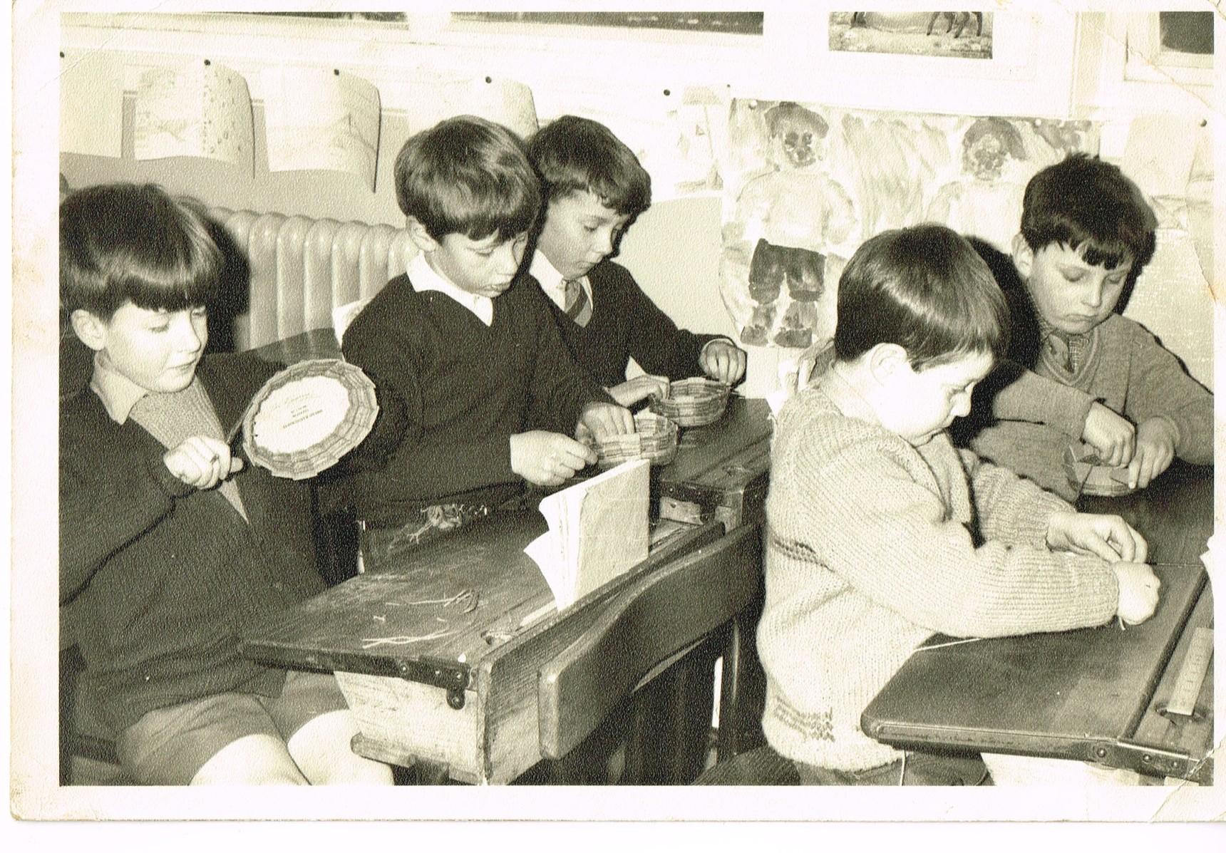 Murrayburn primary school 1965