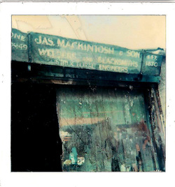 MackIntosh the Blacksmith