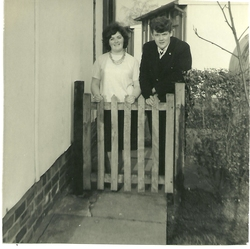 Stuart and Christine Laidlaw 1965 (Photo1F)