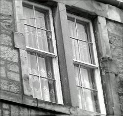 Sash and cord windows