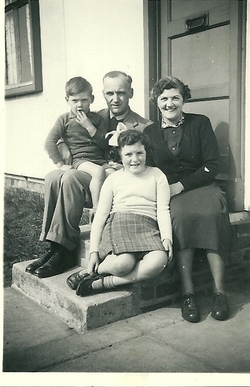 The Laidlaw Family 1953