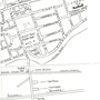 Sketch Map 0f Wester Hailes Road in the 1950s