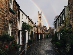 Circus Lane Rainbow