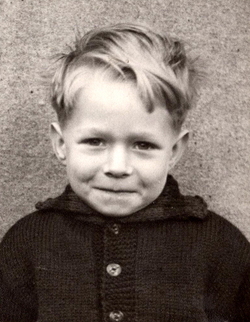Portrait Of Young Boy c.1955