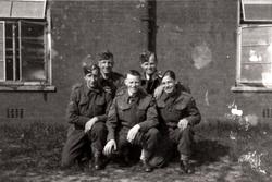 RAF Regiment Servicemen c.1945