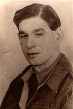 Studio Portrait RAF Regiment Serviceman c.1942