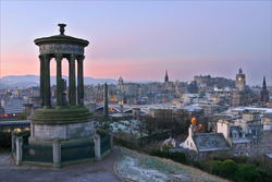 Good morning Edinburgh
