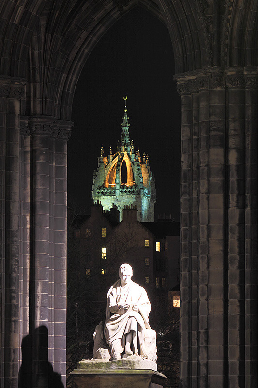 Edinburgh's thinking man