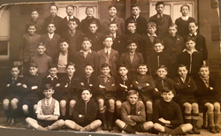David Kilpatrick School Class Portrait c.1939