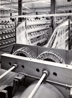 Rope Production - Sisal Being Formed Into Strands 1960s