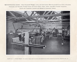 Dyeing Of Yarns At Dyeing House Of Leith Ropierie c.1906