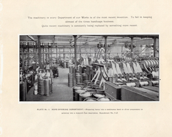 Leith Roperie Rope-Spinning Department c.1906
