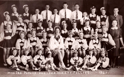 Miss Ina Purves And Her Variety Follies 1941