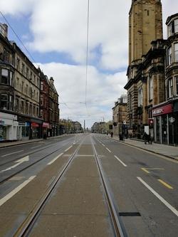 Edinburgh 2020 Shandwick Place