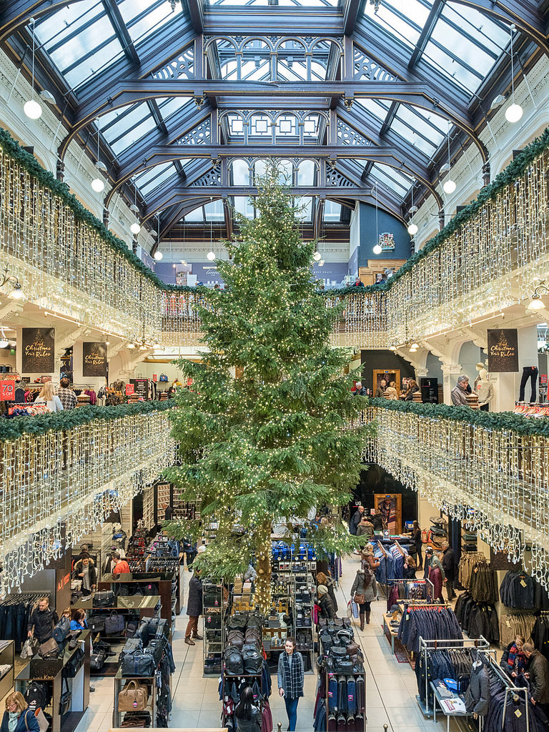 Jenners at Christmas