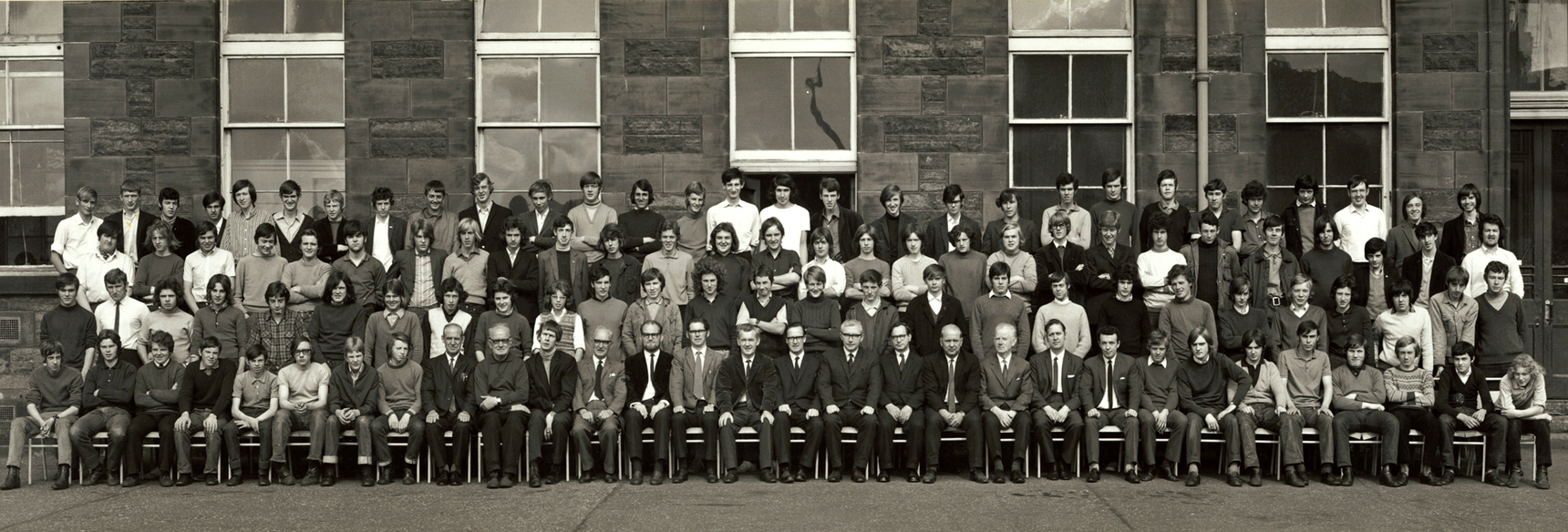 Ferranti Apprentices Couper Street School c.1970