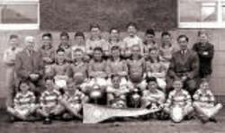 Murrayburn Primary School Football Team - 1954/55.