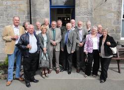 Murrayburn Primary School Class 7B2(1955) Reunion 2011